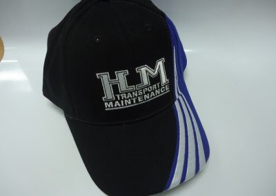 Custom made cap