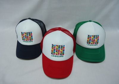 Embroidered Trucker cap