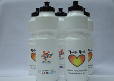Full colour sports bottles