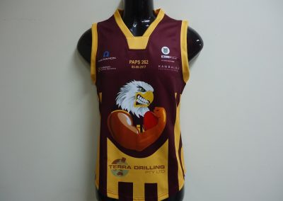 Sublimated Footy Jumper