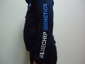 hoodie sleeve print