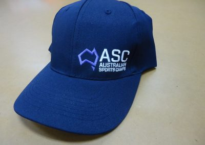 indent custom made cap