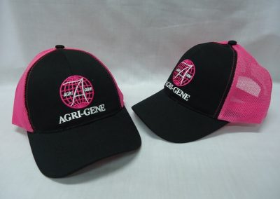 Custom made trucker hats