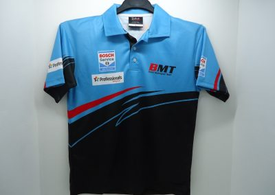 bmt sublimated polo