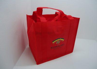 Shopping Bag. Full colour transfer