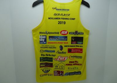 Fishng Comp singlet
