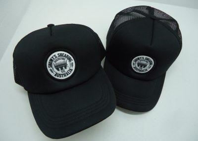 Supasub decortaion on trucker hats