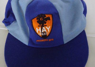 Baggy cricket hat
