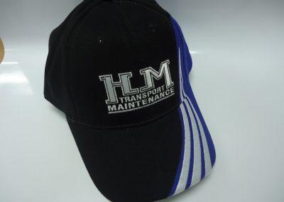 Custom made cap