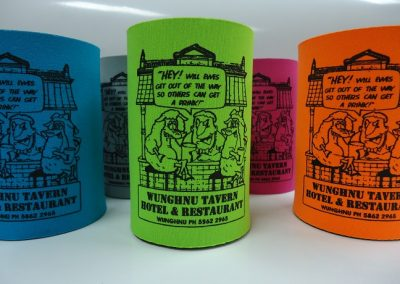 Fluro stubbie holder