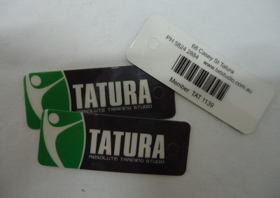 Membership tag
