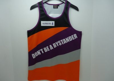 Mens Racer back singlet