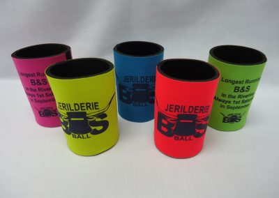 Stubby holder single colour