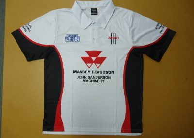 Sublimated Polo