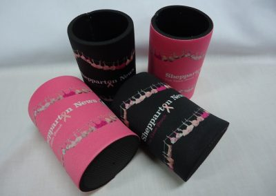 Sublimated can holder
