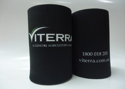 Sublimated stubby holder