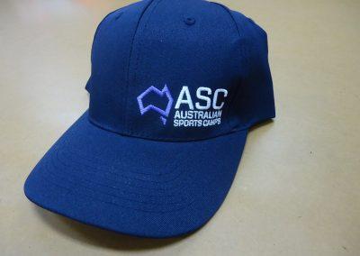 indent custom made cap