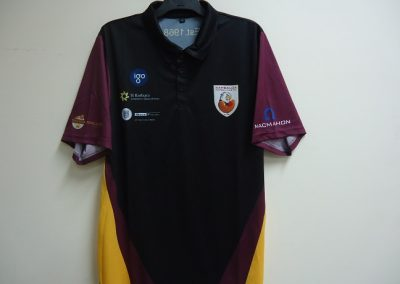 sublimated club polo
