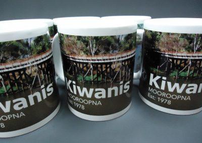 Kiwanis sub mug
