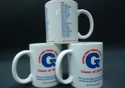 Graduation cup