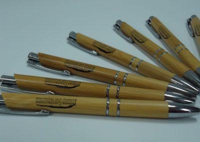 Bamboo pens